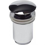 Донный клапан KAISER 8011 Chrome Хром (автомат)