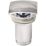 Донный клапан KAISER 8033 Chrome Хром (автомат)