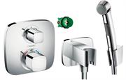Гигиенический душ Hansgrohe Ecostat E15708000
