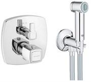 Гигиенический душ KLUDI Q-Beo 508250542 хром