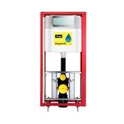 Инсталляция для унитаза Viega Eco Plus 587963 с кнопкой смыва Германия