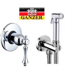 Гигиенический душ скрытого монтажа GANZER SEVERIN GZ 77055 - фото 114145