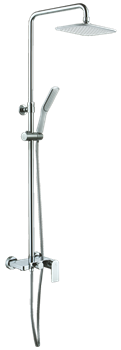 Душевая система Ganzer SUSANNE GZ 21062 (25076) хром - фото 116708