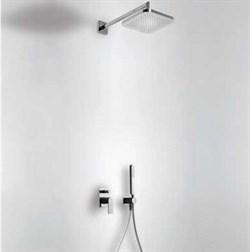 Душевая система скрытого монтажа Tres LOFT-TRES 20018002NE черный - фото 118814