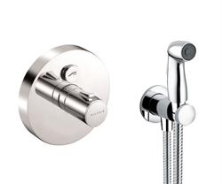 Гигиенический душ с термостатом KLUDI Push 388020538 хром - фото 128854