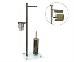 Комбинированная напольная стойка WasserKraft К-1234 - фото 137480