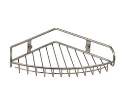 Полка металлическая угловая WasserKraft Ammer K-1511 - фото 137550
