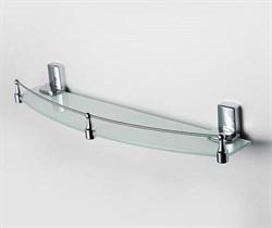 Полка стеклянная WasserKraft Leine К-5024 - фото 137673