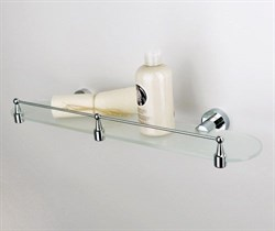 Полка стеклянная WasserKraft Donau K-9444 - фото 137745