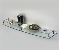 Полка стеклянная WasserKraft K-555 - фото 137799
