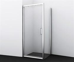 Душевой уголок с поворотно-складной дверью Wasserkraft Salm 27I22 1000x900x2000 мм - фото 155884
