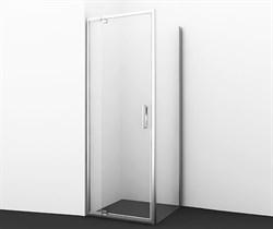 Душевой уголок с универсальной распашной дверью Wasserkraft Berkel 48P19 1000x1000x2000 мм - фото 155916