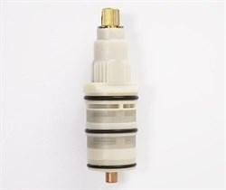 Душевая система скрытого монтажа с термостатом WasserKraft A04833-3 верх 200 мм хром - фото 166218