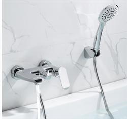 Смеситель для ванной GANZER GZ 22032 Хром - фото 168879