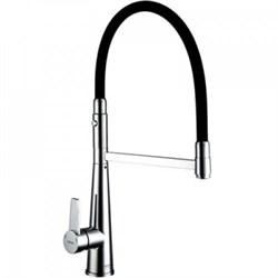 Смеситель для кухни с гибким изливом GAPPO G4398-15 хром - фото 214790