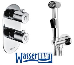 Гигиенический душ WasserKRAFT Berkel Thermo 4833 - фото 69279