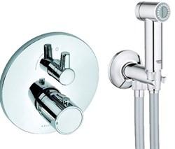 Гигиенический душ KLUDI Zenta 388350545 хром - фото 8112