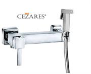 Гигиенический душ с настенным смесителем CEZARES TREND-CZR-DA4-01 хром