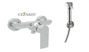 Гигиенический душ с настенным смесителем CEZARES FURORE-DM-01-Cr-IF-01 хром
