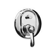 Встраиваемый смеситель для ванны и душа Magliezza Luce 50145-cr