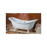 Ванна чугунная Ванна Magliezza Julietta 183x78 (ножки белые)
