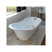 Ванна чугунная Ванна Magliezza Gracia 170x76 (ножки золото)