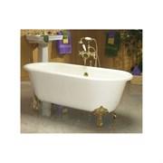 Ванна чугунная Ванна Magliezza Patricia 168x76.5 (ножки золото)