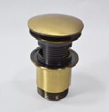 Донный клапан с переливом Magliezza 933-cr