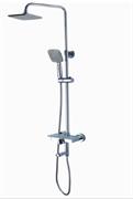 Душевая система Ganzer 25063 хром