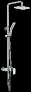 Душевая система Ganzer SUSANNE GZ 21062 (25076) хром