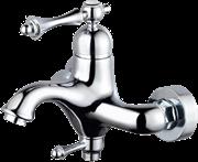 Смеситель для ванны Ganzer SEVERIN GZ 77031 хром