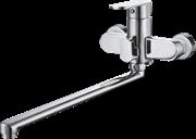 Смеситель для ванной GANZER BOLDER GZ 06041 Хром