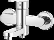 Смеситель для ванной GANZER BOLDER GZ 06031 Хром