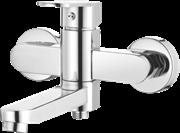 Смеситель для ванной GANZER BOLDER GZ 06031-1 Хром
