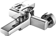 Смеситель для ванной GANZER STEFAN GZ 12031-1 Хром