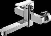 Смеситель для ванной GANZER STEFAN GZ 12032 Хром