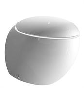 Унитаз приставной Laufen Alessi One 8219714000001 с крышкой микролифт