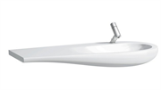 Раковина Laufen Alessi One 8149744001041 со столешницей 1200х500/350 мм