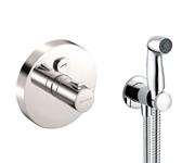 Гигиенический душ с термостатом KLUDI Push 388020538 хром