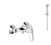 Гигиенический душ GROHE BauLoop 23340000 хром