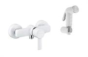 Гигиенический душ KLUDI Zenta 388709175-2 белый