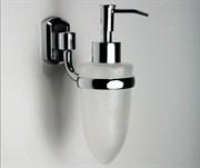 Дозатор для жидкого мыла стеклянный, 160 млl WasserKraft Oder K-3099
