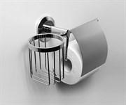 Держатель туалетной бумаги и освежителя WasserKraft Rhein K-6259