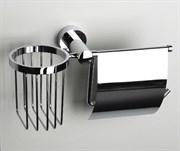 Держатель туалетной бумаги и освежителя WasserKraft Donau K-9459