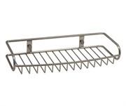 Полка металлическая прямая WasserKraft Ammer K-1311