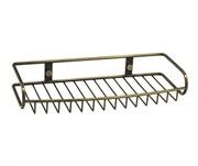 Полка металлическая прямая WasserKraft Exter K-1611