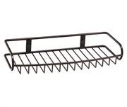 Полка металлическая прямая WasserKraft Isar K-1811