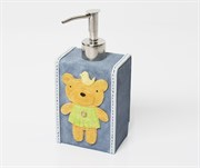 Дозатор для жидкого мыла, 330 ml WasserKraft Lossa K-3499