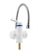 Электрический кран водонагреватель UNIPUMP BEF-001-02 с гибким изливом