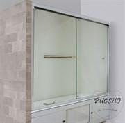 Шторка на ванну PUCSHO Vorhang (3100) 1800X1500